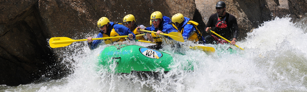 Wilderness Aware Rafting, Steamboat Springs, Colorado